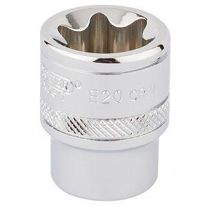 """Draper - 3/8"""" Sq. Dr. Draper TX-STAR® Socket (E20)"""