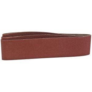 Draper - 100 x 915mm Assorted Abrasive Sanding Belts Pack of 3