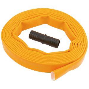 Draper - Layflat Hose, supplied with Adaptor (5m x 25mm)
