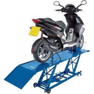 Draper - 360kg Hydraulic Motorcycle Lift