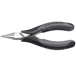 Draper - Knipex 35 22 115 ESD 115mm Flat Round Jaw Electrostatic Pliers