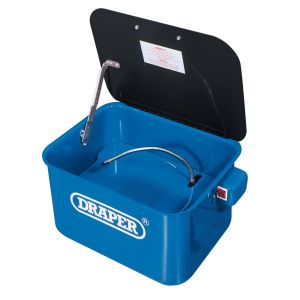 Draper - 230V Bench-Mounted Parts Washer
