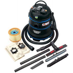 Draper - 35L 1200W 230V M-Class Wet and Dry Vacuum Cleaner