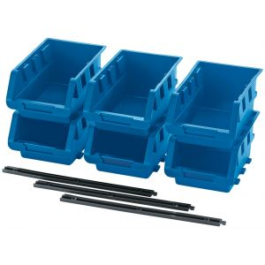 Draper - Medium Storage Unit Set (6 Piece)