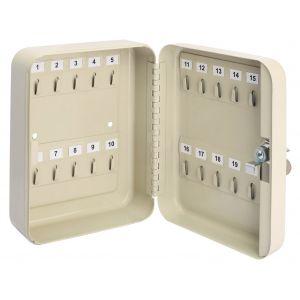 Draper - 20 Hook Key Cabinet
