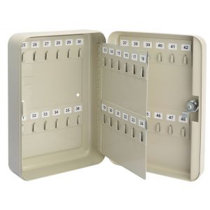 Draper - 48 Hook Key Cabinet