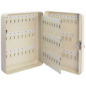 Draper - 93 Hook Key Cabinet