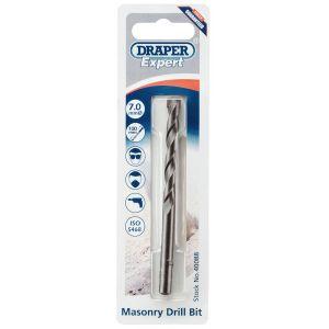 Draper - 7 x 100mm Masonry Drill Bit