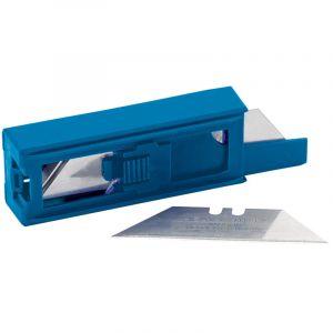 Draper - Dispenser of 10 Two Notch Trimming Knife/Window Scraper Blades