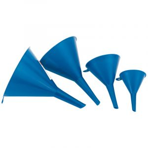 Draper - Plastic Funnel Set (4 Piece)