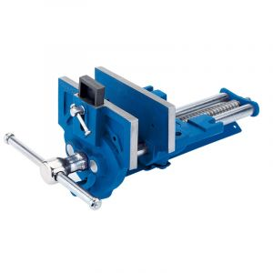 Draper - 175mm Quick Release Woodworking Bench Vice