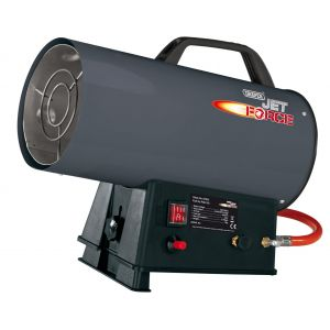Draper - Jet Force Propane Space Heater (34,000 BTU/10 kW)