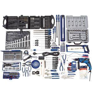 Draper - Workshop General Tool Kit (C)
