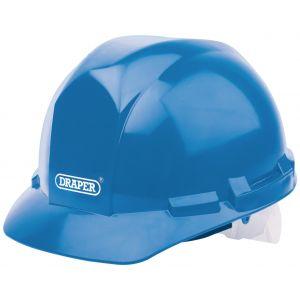 Draper - Blue Safety Helmet to EN397