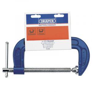 Draper - C Clamp (150 x 70mm) Display Pack