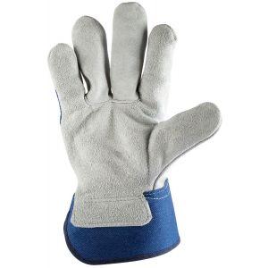 Draper - Heavy Duty Leather Industrial Gloves