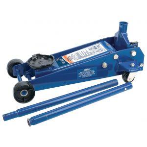 Draper - Garage Trolley Jack (3 tonne)