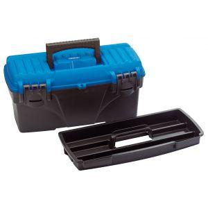 Draper - 410mm Tool Organiser Box with Tote Tray