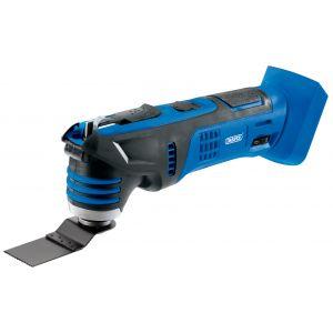 Draper - D20 20V Oscillating Multi Tool - Bare