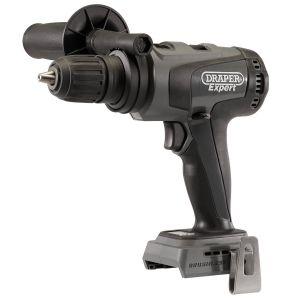 Draper - XP20 20V Brushless Combi Drill (135Nm) - Bare