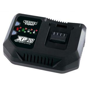 Draper - XP20 20V Fast Battery Charger