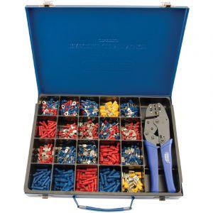 Draper - Ratchet Crimping Tool and Terminal Kit