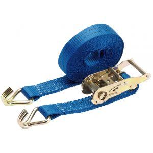 Draper - 1000kg Ratchet Tie Down Strap (6M x 35mm)