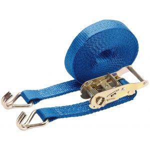 Draper - 1000kg Ratchet Tie Down Strap (8M x 35mm)