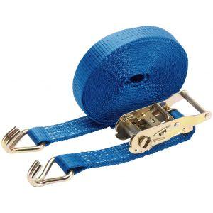 Draper - 1000kg Ratchet Tie Down Strap (10M x 35mm)
