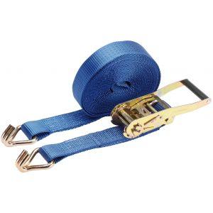 Draper - 2500kg Ratchet Tie Down Strap (10M x 50mm)