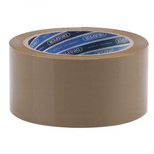 Draper - 66M x 50mm Packing Tape Roll
