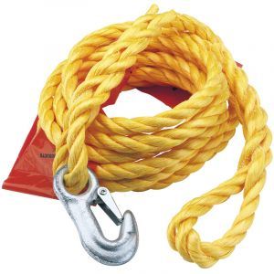 Draper - Capacity Tow Rope with Flag (2000kg)