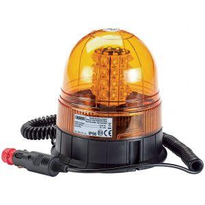 Draper - 12/24V LED Magnetic Base Beacon - 400 Lumens