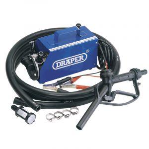 Draper - 12/24V Diesel Transfer Pump