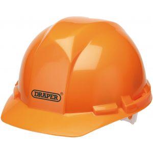 Draper - Orange Safety Helmet to EN397