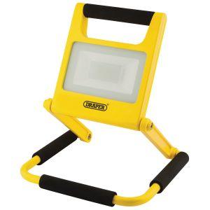 Draper - 10W SMD LED Rechargeable Ultra-thin Folding Work Light - 600 Lumens