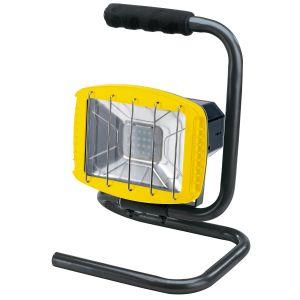 Draper - 230V Work Light with Wireless Speaker - 1,200 Lumens (Yellow, 85 dB Speaker)