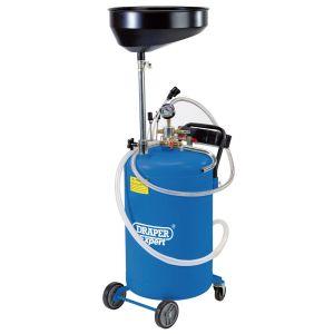 Draper - Gravity/Suction Feed Oil Drainer (65L)