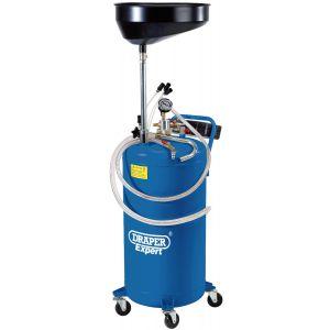 Draper - Gravity/Suction Oil Drainer (90L)