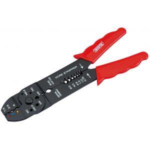 Draper - 200mm 4 Way Crimping Tool