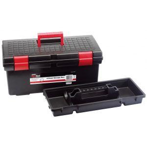 Draper - Plastic Storage Box 470 x 200 x 180mm