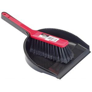 Draper - Dustpan and Brush Set
