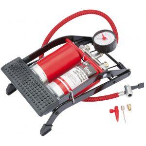 Draper - Double Cylinder Foot Pump