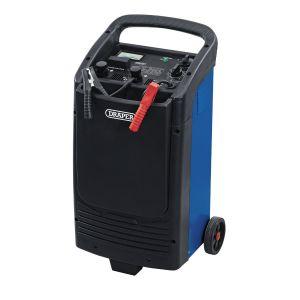Draper - 12V/24V 500Amp Battery Starter/Charger
