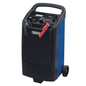 Draper - 12V/24V 800Amp Battery Starter Charger