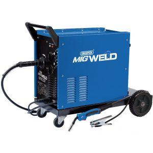 Draper - 230/400V Gas/Gasless Turbo MIG Welder (220A)