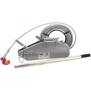 Draper - Wire Rope Puller (1600kg)