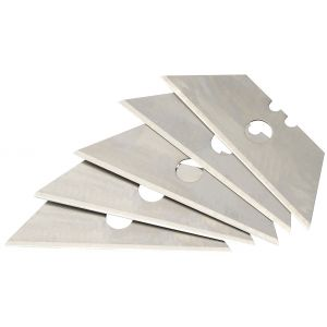 Draper - Card of 5 Two Notch Trimming Knife Blades