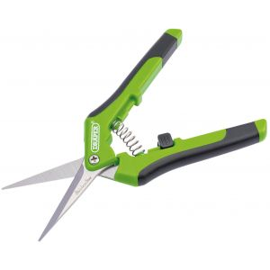 Draper - Precision Straight Pruning Secateur (165mm)