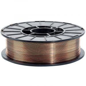 Draper - 0.6mm Mild Steel MIG Wire - 5Kg